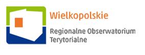 Logotyp Wielkopolskiego Regionalnego Obserwatorium Terytorialnego